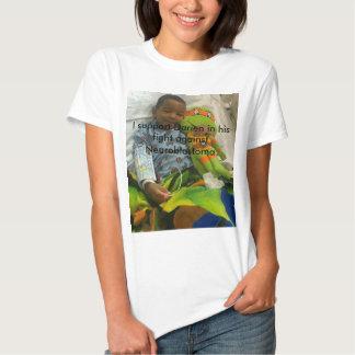 I support Darien Tshirt