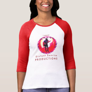 I Support Distant Sonrise Productions  (Design 1) T-Shirt