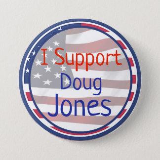I Support Doug Jones Politician Button