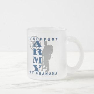 I Support Grandma 2 - ARMY Mugs