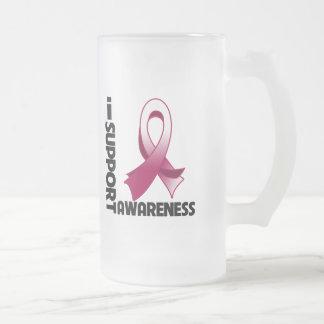 I Support Head & Neck Cancer Awareness Coffee Mug