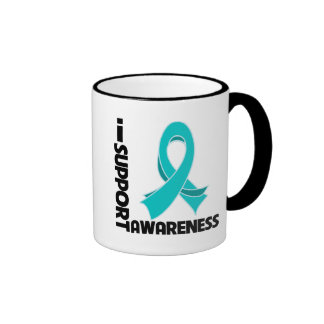 I Support Interstitial Cystitis Awareness Coffee Mug