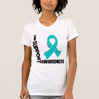 I Support Interstitial Cystitis Awareness Tee Shirts
