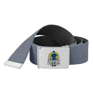 I Support Law Enforcement Belt