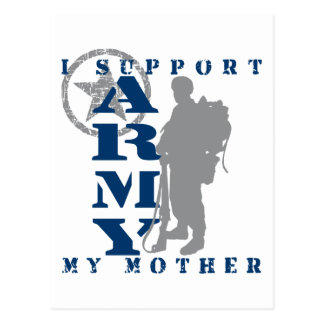 I Support Mother 2 - ARMY Postcard
