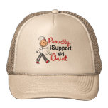 I Support My Aunt SFT (Bone / Lung Cancer) Trucker Hat