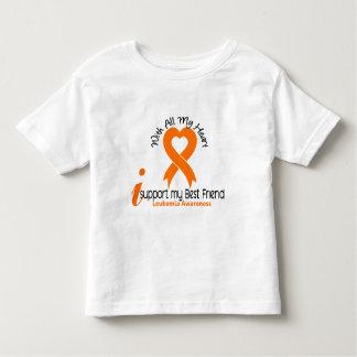 I Support My Best Friend Leukemia Tees