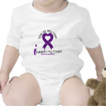 I Support My Cousin Epilepsy Bodysuits
