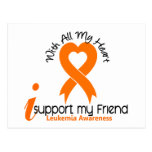 I Support My Friend Leukaemia