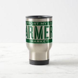 I Support my local Farmers Market Coffee Mug