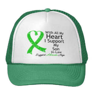 I Support My Son-in-Law With All My Heart Hat