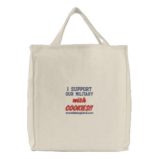 I SUPPORT OUR MILITARY with COOKIES!! Bags