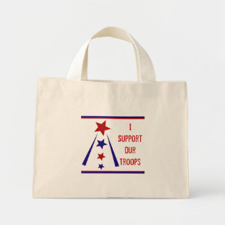 I Support Our Troops Bag