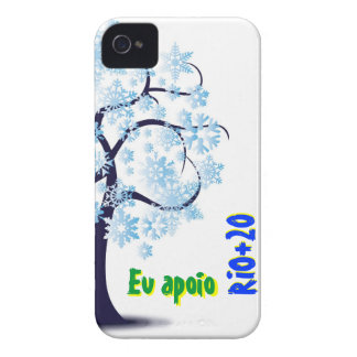 I support RIO+20 iPhone 4 Case-Mate Case