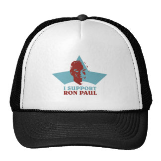 I-SUPPORT-RON-PAUL CAP