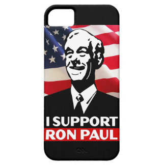 I Support Ron Paul for President in 2012 iPhone 5 Case