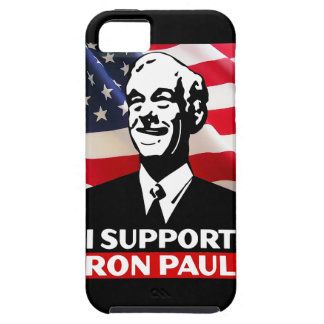 I Support Ron Paul for President in 2012 iPhone 5 Cover