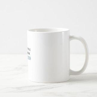 I Support Tax Breaks for Kindness Basic White Mug