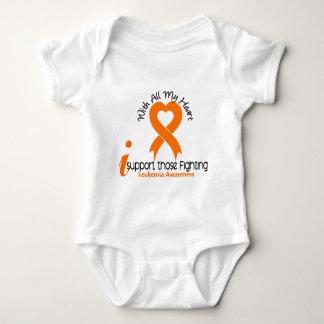 I Support Those Fighting Leukemia Tees