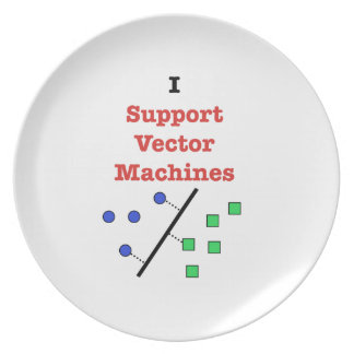 I Support Vector Machines Plate