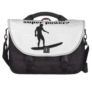 I Surf What s Your Super Power Bag For Laptop
