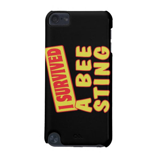 I SURVIVED A BEE STING iPod TOUCH (5TH GENERATION) COVERS