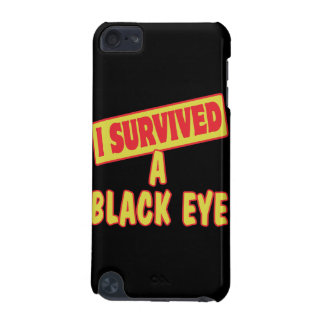 I SURVIVED A BLACK EYE iPod TOUCH (5TH GENERATION) CASES