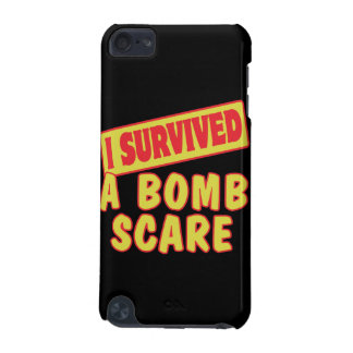 I SURVIVED A BOMB SCARE iPod TOUCH (5TH GENERATION) COVER