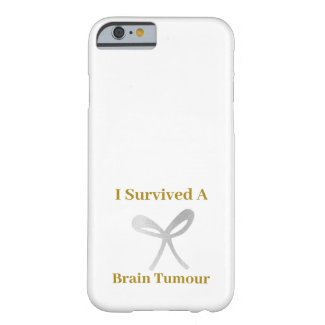 I Survived A Brain Tumour Case-Mate iPhone Case