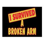 I SURVIVED A BROKEN ARM