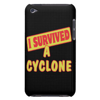 I SURVIVED A CYCLONE iPod TOUCH COVER