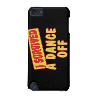 I SURVIVED A DANCE OFF iPod TOUCH 5G COVERS