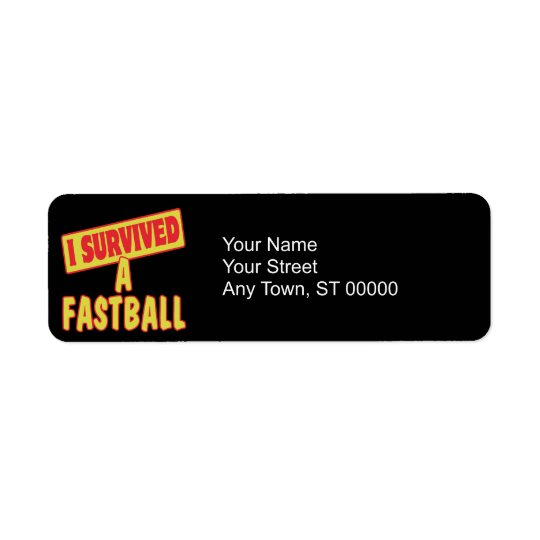 I SURVIVED A FASTBALL