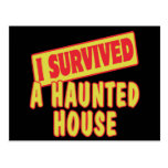 I SURVIVED A HAUNTED HOUSE
