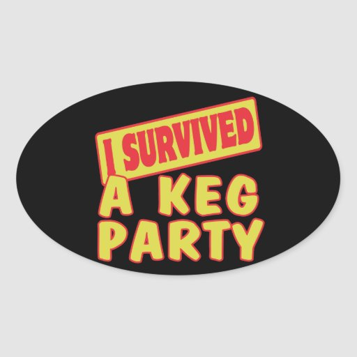 I SURVIVED A KEG PARTY