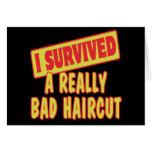 I SURVIVED A REALLY BAD HAIRCUT