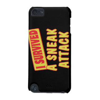 I SURVIVED A SNEAK ATTACK iPod TOUCH 5G CASES