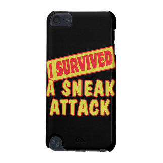 I SURVIVED A SNEAK ATTACK iPod TOUCH 5G CASE