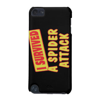 I SURVIVED A SPIDER ACK iPod TOUCH (5TH GENERATION) COVER