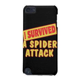 I SURVIVED A SPIDER ATTACK iPod TOUCH 5G CASES