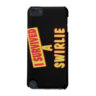 I SURVIVED A SWIRLIE iPod TOUCH 5G CASE