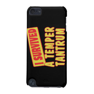 I SURVIVED A TEMPER TANTRUM iPod TOUCH 5G CASES
