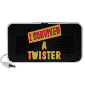 I SURVIVED A TWISTER MINI SPEAKERS