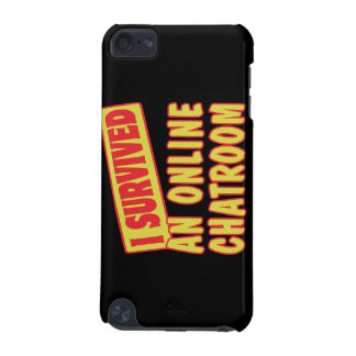 I SURVIVED AN ONLINE CHATROOM iPod TOUCH (5TH GENERATION) CASE