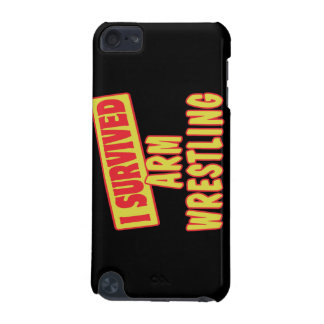 I SURVIVED ARM WRESTLING iPod TOUCH (5TH GENERATION) CASE