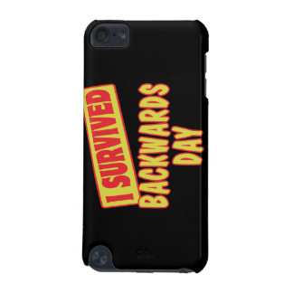 I SURVIVED BACKWARDS DAY iPod TOUCH (5TH GENERATION) COVERS