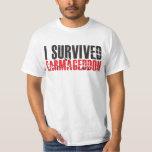 I Survived Carmageddon 405 freeway T Shirts