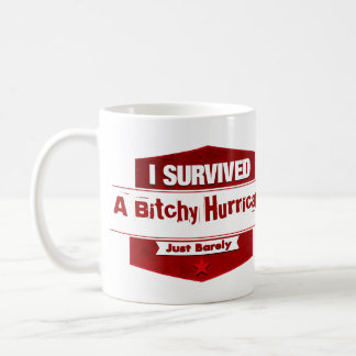 I Survived Coffee Mug