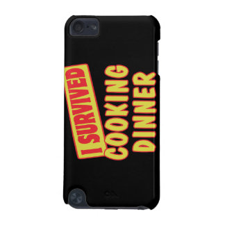 I SURVIVED COOKING DINNER iPod TOUCH 5G COVER
