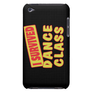 I SURVIVED DANCE CLASS iPod TOUCH CASES